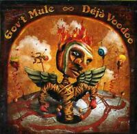 Gov't Mule - Deja Voodoo [New CD] UK - Import