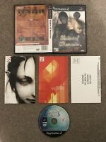 PlayStation 2 Game - Shadow Of Memories (Superb Condition) PS2 UK PAL