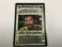 Star Wars Game Card General Calrissian - Death Star II - Light Side