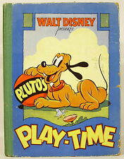 Walt Disney presents Pluto's Play-Time - HC