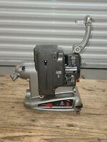 Paillard Bolex M8S 8mm Movie Projector, Connects For Sound, Made In Switzerland