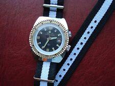 Rare Diver compressor Watch Swiss Made Men's