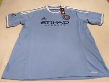 NWT ADIDAS CLIMACOOL NEW YORK CITY FC SOCCER FRANK LAMPARD JERSEY SIZE XXL MLS