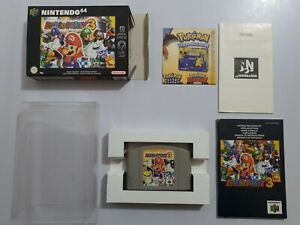 MARIO PARTY 3 Nintendo 64 N64 pal ESPAÑA  COMPLETO VERSION EUROPEA LEER INFO👇