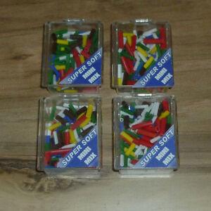 4 x Super Soft Mini Mix / Posenringe
