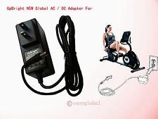 9V Ac/Dc Adapter For Schwinn Fitness Sr23 Sb13 exercise Cycle bike Power Charger