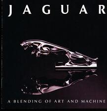 1990 Jaguar 20-page Original Car Brochure - XJ6 XJS Rouge Majestic Sovereign VDP