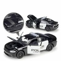 2016 Dodge Charger Diecast Car 1:24 Alloy Racing Metal Police Sports UK STOCK