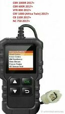 Fault code scanner diagnostic OBD2 tool for Honda Motorcycle 4 pin cable harness