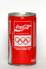 1988 Coca Cola can from Malaysia, Olympics Seoul 1988