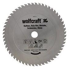 Wolfcraft Lama per seghe circolare da banco CV 56 denti