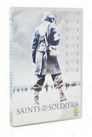 SAINTS AND SOLDIERS 2003 RYAN LITTLE CORBIN ALLRED MEDUSA DVD FUORI CATALOGO