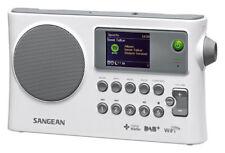 Sangean WFR-27C DAB+/FM Internet Radio - White