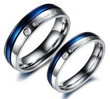 2 Partner Ringe  Eheringe Trauringe Verlobungsringe Hochzeitsringe  Zirkonia