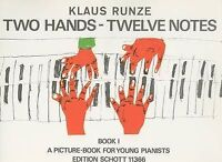 TWO HANDS TWELVE NOTES BAND 1 by RUNZE, KLAUS (Paperback book, 0)