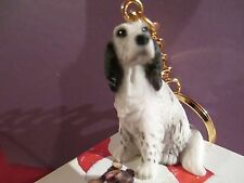 English Setter Blue Belton ~ Key Chain ~ Great Gift Item