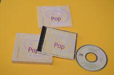 CD (NO LP ) CINEMA E MUSICA CON LIBRETTO TOP EX