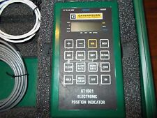 Caterpillar 8T1000 Digital Electronic Position Indicator Group - Used