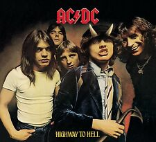 AC/DC Highway To Hell CD NEW SEALED 2003 Digitally Remastered
