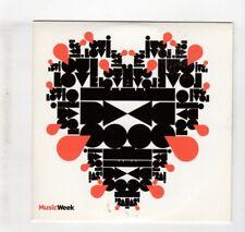 (IT571) Oui Love, 18 tracks various artists - Music Week CD