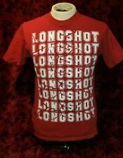 SMALL Longshot T-shirt Boston Hardcore Punk Rock Band Retro