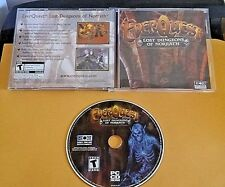 EverQuest: Lost Dungeons of Norrath PC Games Role Playing W/KEY RARE FREE SHIPPI