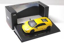 1:43 HW Elite Lamborghini Murcielago lp640 Yellow New chez Premium-modelcars
