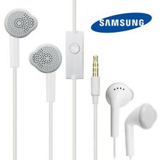 Original Samsung Galaxy EHS61 Headset Kopfhörer Weiß J1 J3 J5 J7 S3 S4 S5 Mini