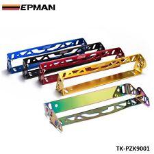 Aluminum License Plate Frame License Tag Holder For Japanese  /European Car