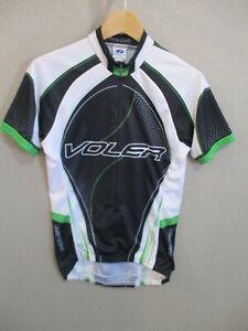 Voler Men's Club Raglan Cycling Jersey Size Small 3/4 Zip