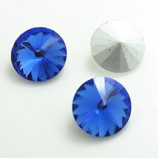 Wholesale XILION ELEMENTS Crystal Rivoli glass round Beads 6/8/10/12/14/16/18mm
