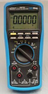 EEVBlog exclusive Brymen BM786 Multimeter 0.06% basic accuracy