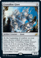 Crystalline Giant x4 Magic the Gathering 4x Ikoria mtg card lot