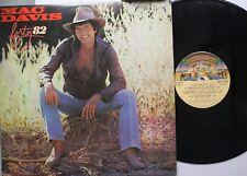 Country Lp Mac Davis Forty 82 On Casablanca