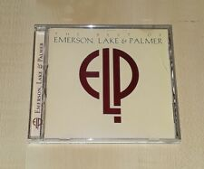 Emerson Lake & Palmer - The Best Of - CD - Rhino - R2 72233 - USA - ELP -