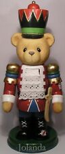 Cherished Teddies: Nutcracker The Functional (Enesco)