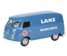 Schuco 1/87 Volkswagen T1c box van Lanz Bulldog-Service 452628700