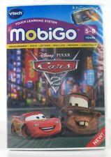 Vtech - Mobigo - Pixar Cars - Touch Learning System - 5-8 Yrs - Brand New