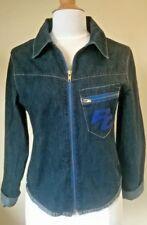 Rip Curl casual denim zipped jacket Size 40 UK 12