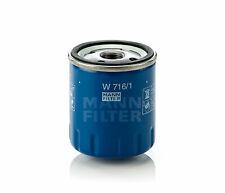 MANN Oil Filter W716/1