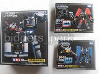 Transformers G1 Comunicador Decepticon Soundwave Figura De Ação Sem Fita