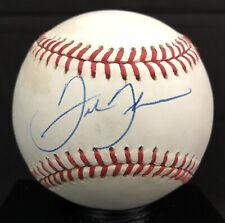 Frank Thomas Autographed American League Baseball