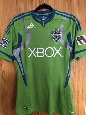 Adidas SEATTLE SOUNDERS Home Shirt Player Version 2011/12 Size Small
