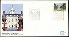 Netherlands 1981 Huis Ten Bosch Royal Palace FDC First Day Cover #C27736