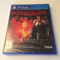 BOUND BY FLAME NEUF SOUS BLISTER