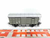 CI695-0,5# Märklin H0/AC 312/1 (4605) Güterwagen K3 SBB grüngrau breite VE
