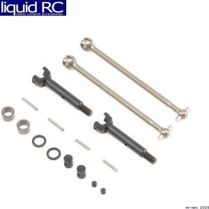 Team Losi Racing 232058 CVA Driveshaft Set Complete Aluminum: 22 3.0 SR