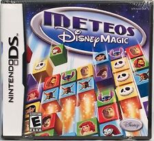 NEW Nintendo DS Meteos: Disney Magic (Nintendo DS, 2007) Puzzle Action Fun!