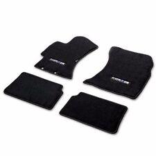NRG Black Carpet Floor Mat Set for Subaru WRX & STI (2008 - 2014)