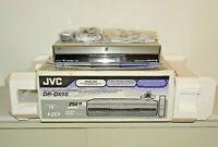 JVC DR-DX5 DVD- / VHS- / miniDV-Recorder, 250GB HDD, OVP&NEU, 2 Jahre Garantie